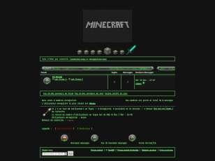 Minecraft-thème