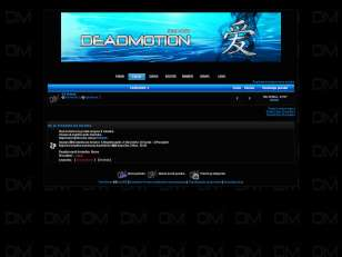 Deadmotion theme