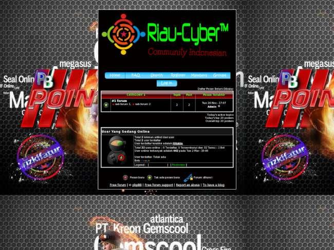 RiauCyber Styles