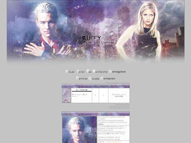 Buffy contre les vampi...