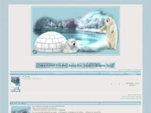 Pôle hivernale