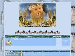 mon theme nouvel an 2012