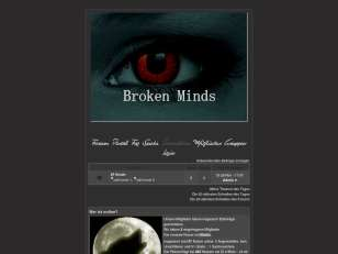 Broken minds