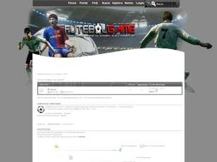 Futebol game v1 -by ju...