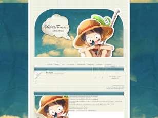 Luffy papillon