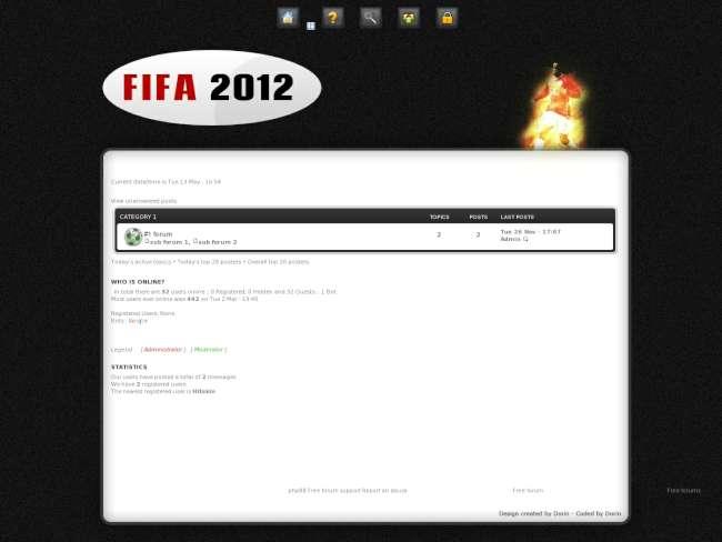 Fifa 12 theme