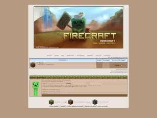 Minecraft : firecraft