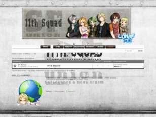 11th squad renovação