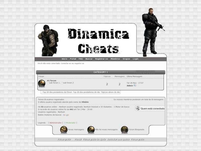 Pedido: combat arms