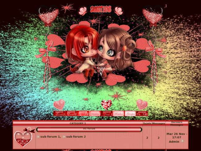 St valentin n°5