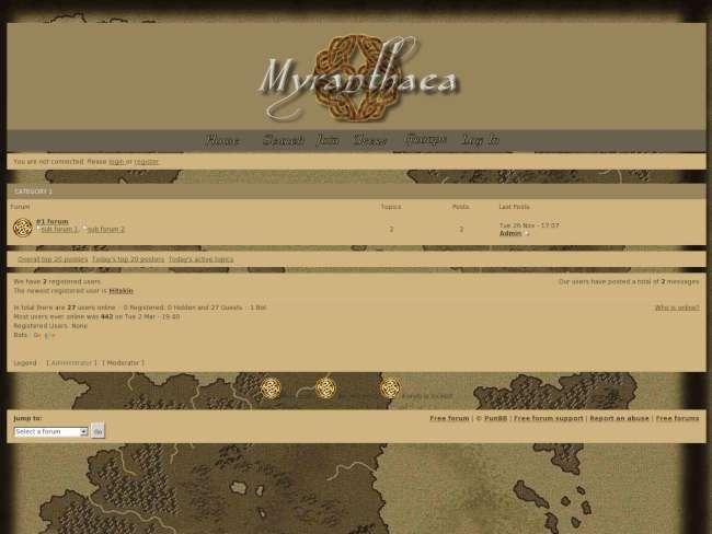 Myranthaea