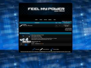 Feelmypower ; theme v1