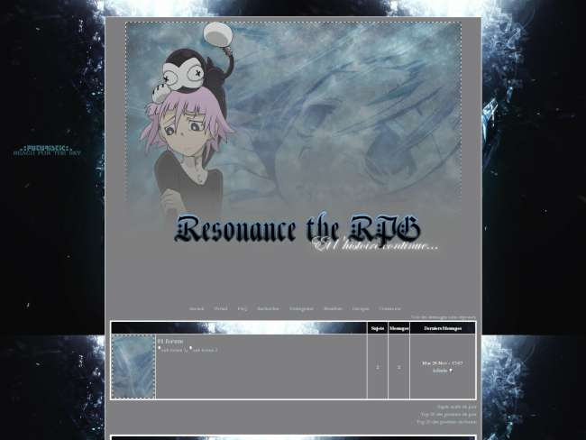 Resonance the RPG