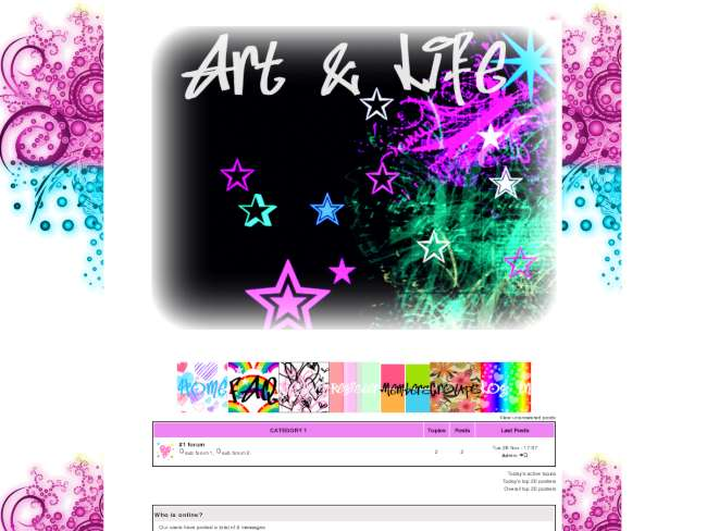 Art & Life Forum