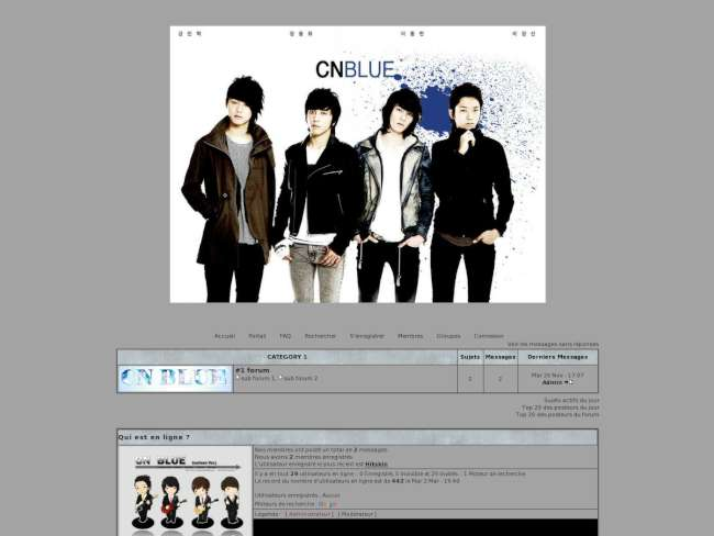 CNBLUE French