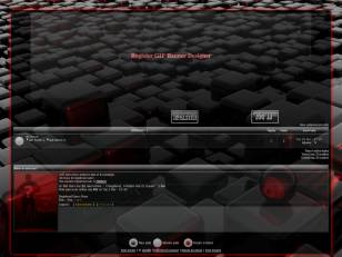 Red gaming theme