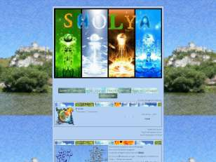 Sholya - ecole de magie
