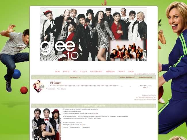 Glee 1.0 (Design 02)