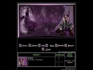 Violettegothique