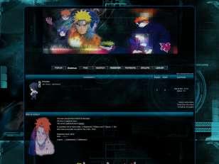 Naruto crisis 2.0 skin 1