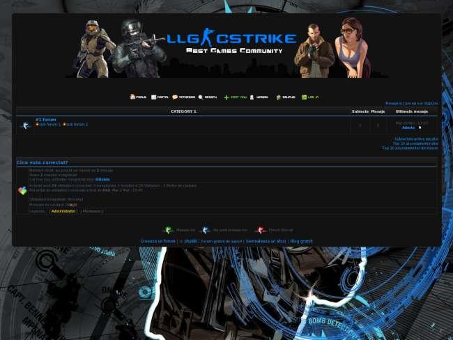www.llg-cstrike.forumer.ro