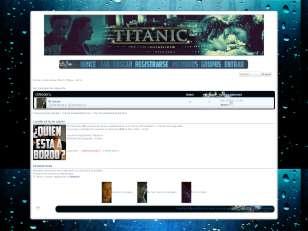 Titanic pelicula 3d