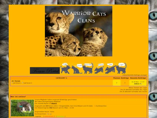 Warriorcats-fan