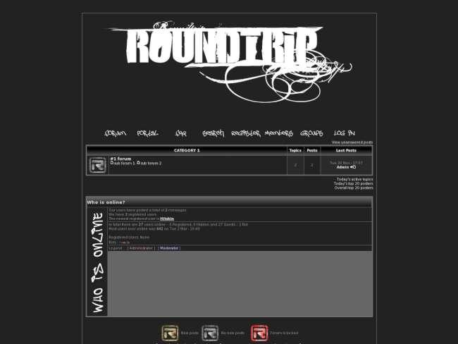 Roundtripskin