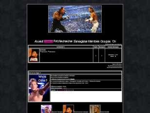 Wrestling total action