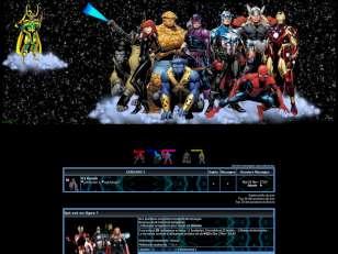 Avengers arc-en-ciel