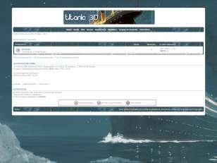 Titanic 3d - concurso ...