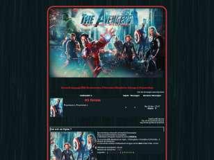 Avengers ▬ heroes