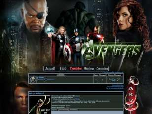 *the avengers * dream