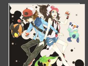 Pokemon rpg black