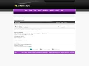 Aesthetica purple skin