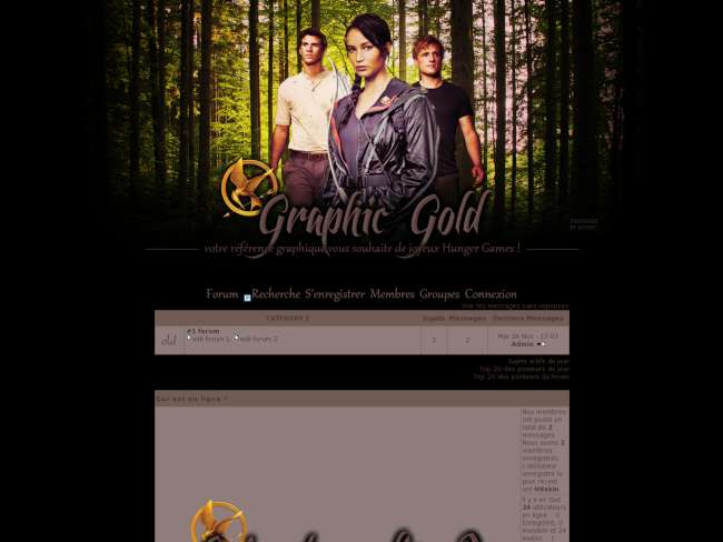 Graphic gold 2