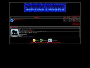Service forums 1.0