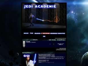 Jedi académie