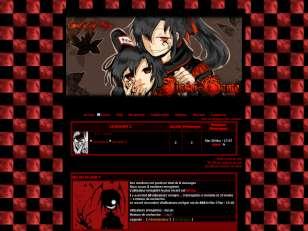 Jinsei game red&black