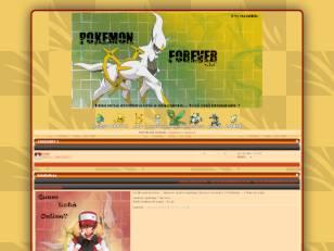 Pokémon forever v.3.0