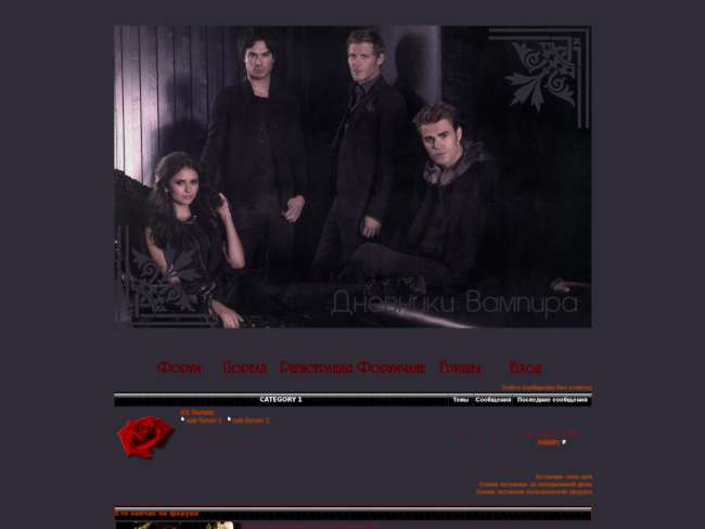 The vampire diaries: l...