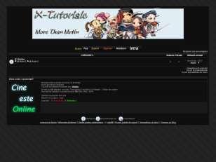 X-tutoriale