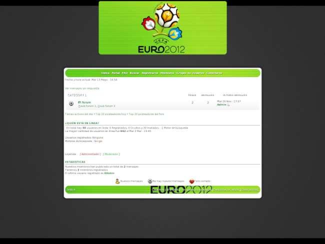 Euro 2012 - fa