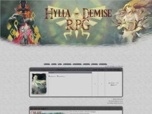 Zelda - hylia and demise