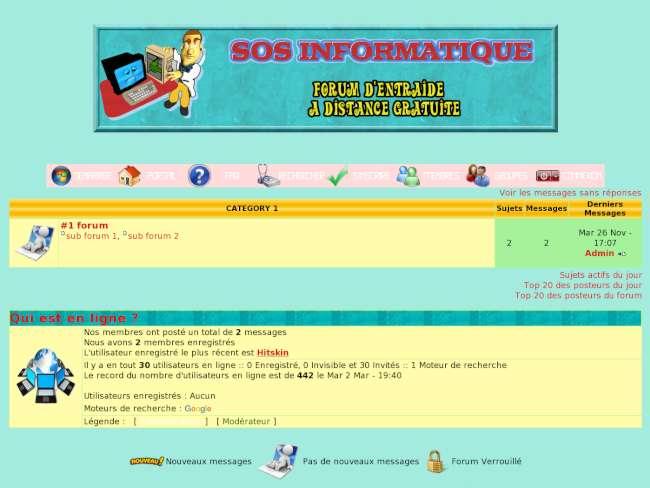 SOS Informatique