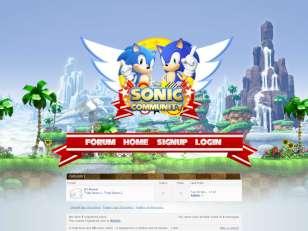 Sonicommunity.net