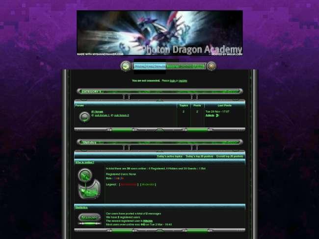 Photon Dragon Academy real 1