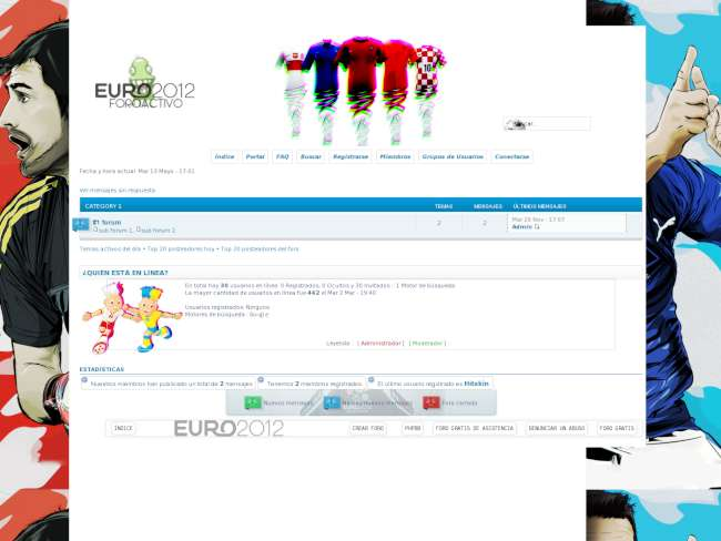 Skin euro copa 2012