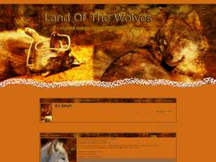 Land of the wolves