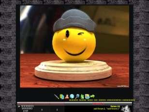 الوجه السعيد